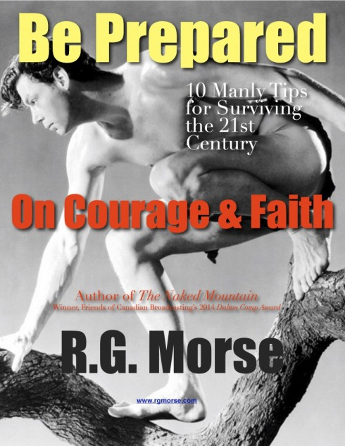 Courage & Faith Podcast Cover